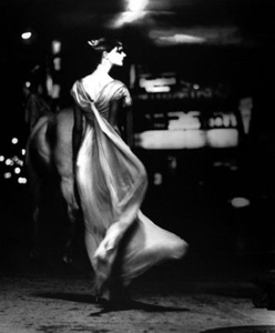 """Times Square: The Night Fantastic"" by Lillian Bassman, 1997"