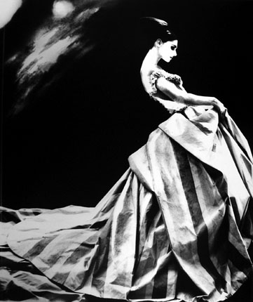 """Night Bloom"" by Lillian Bassman, 1996"