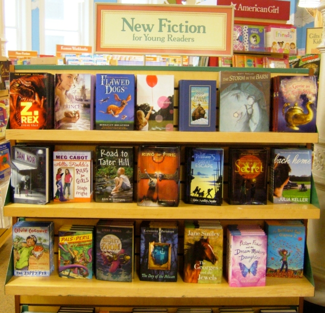 Bookstalking DANI NOIR was a success! (see middle row, far left)