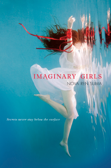 Imaginary Girls hardcover cover