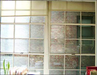 My window office no longer