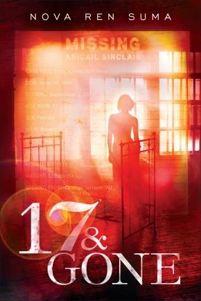 17 & GONE Cover and Plot SummaryRevealed!