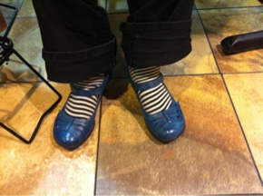 KidLitCon Recap: In Which I Wear My New Lucky Blue Shoes, Reveal My Secrets About Blog Series, and Get Sappy About Why I DoThis