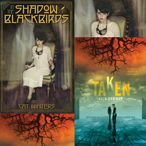 The April 2013 Anticipated YA Debuts