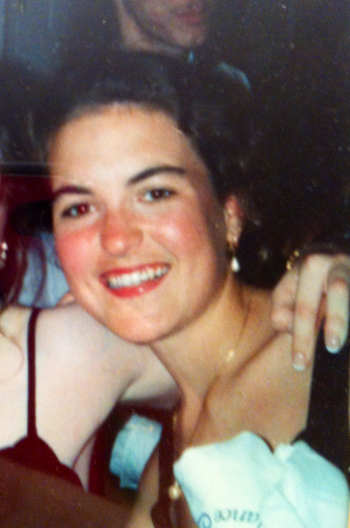(Carrie Ryan at 17.)