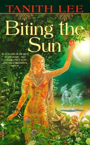 biting the sun tanith lee