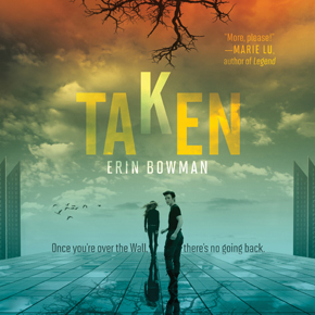 Anticipated YA Debut Interview: TAKEN (+Giveaway)