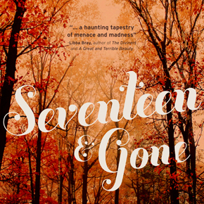 17 & GONE in Australia: Cover Reveal!