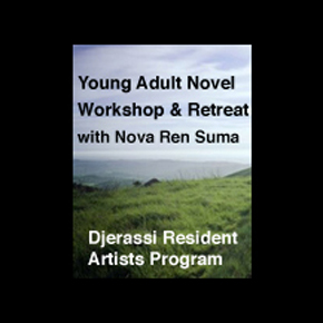 YA Novel Workshop & Retreat in Northern California