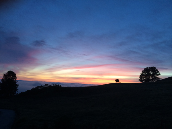 05 djerassi sunset
