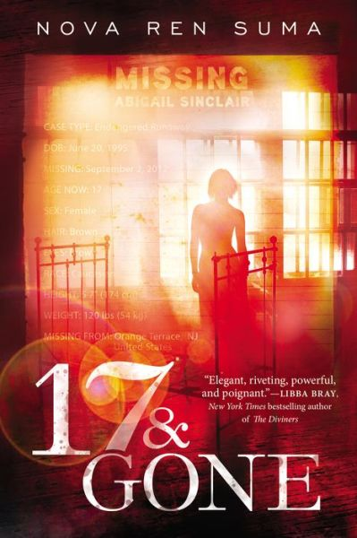 17&G paperback cover