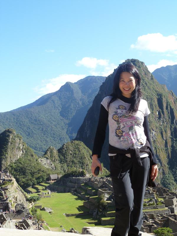 Justina Chen Machu Picchu 2