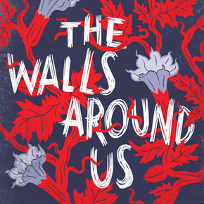 More About the Cover of THE WALLS AROUND US