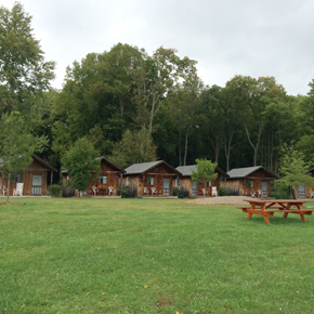 Highlights cabins featured
