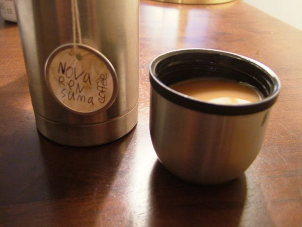 yaddo coffee 2010