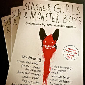 The Great Slasher Girls & Monster Boys Giveaway